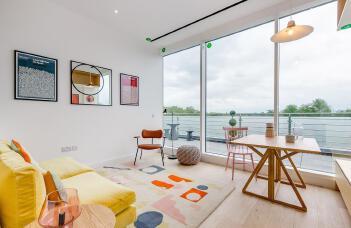 伦敦 羲和阁The Solarium 景观公寓