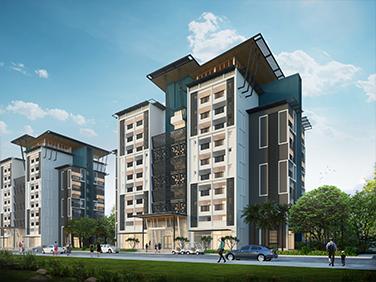 曼谷素万那普机场商圈 华侨城 Level Condominium 包租5年 年化8%