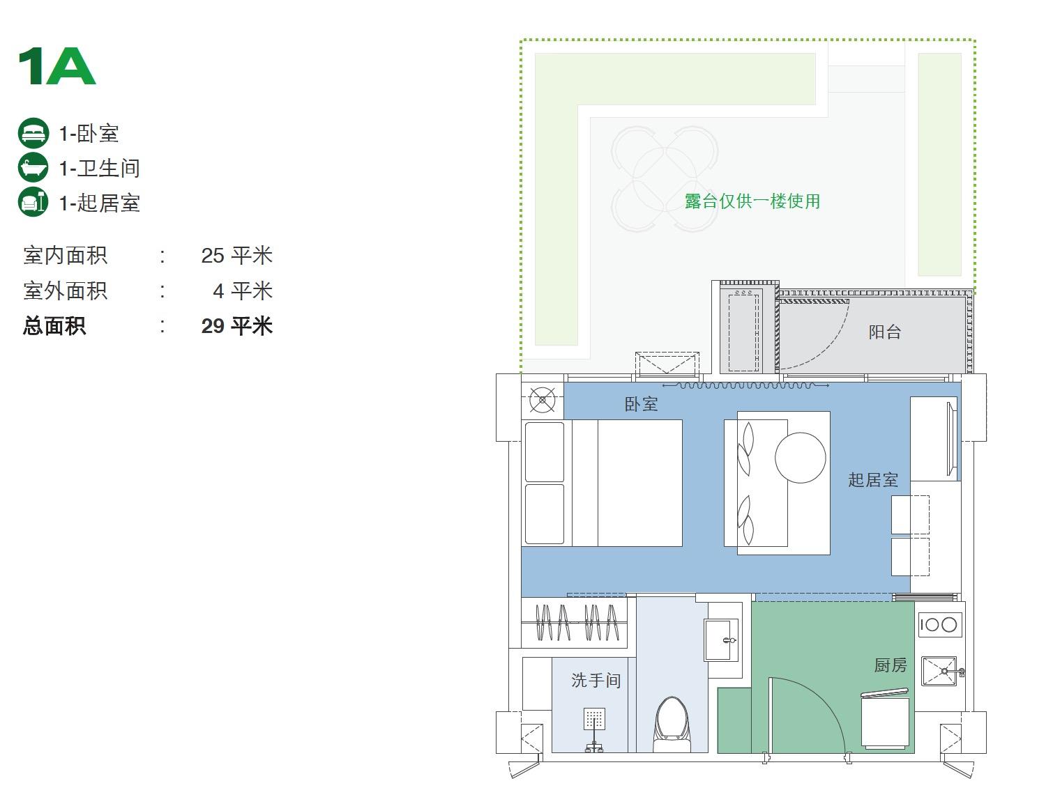 悦榕集团 普吉乐古浪邦涛海滩 SKYPARK 海天苑 邻海滩度假公寓