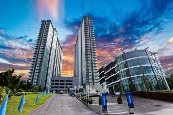 芭提雅 AD中天海景公寓 投资门槛低,升值空间巨大