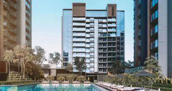 第十区核心区域精品公寓 Leedon Green 绿墩雅苑