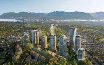 温哥华豪华大型社区 橡树岭 OAKRIDGE