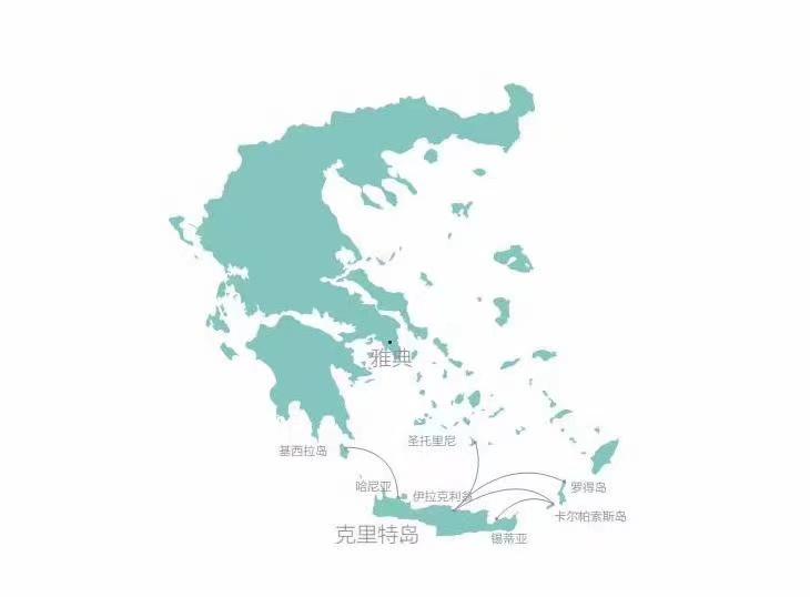 克里特岛 爱琴海 翡丽庄园