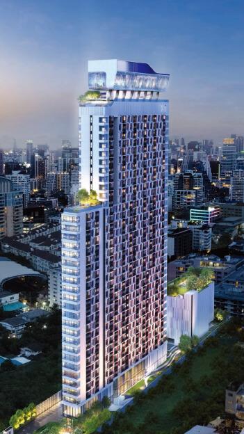 曼谷 XT Ekkamai 轻奢智能公寓 购买即赠送价值50万泰铢尊荣精英签证