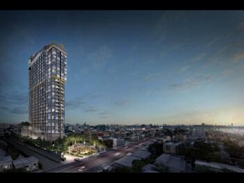 芭提雅 Edge Central Pattaya 88万人民币起 市中心距海滩300米 购买即赠送价值50万泰铢尊荣精英签证