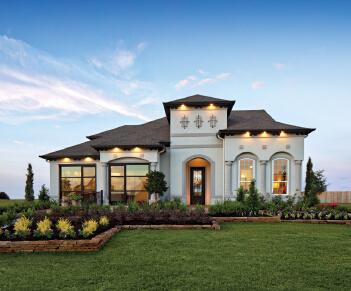得克萨斯州 登顿 Castle Hills 成熟且宜居社区 奢华独栋别墅