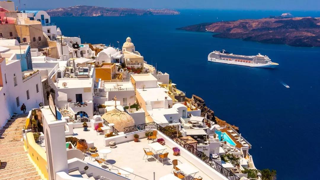 Aegean Breeze 爱琴海风情