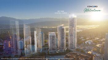 温哥华3月份开盘新盘 科技人居、绿色住宅 健康楼盘Metrotown 接受预订