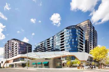 SKY GARDEN 墨尔本东南传统富人区豪华公寓