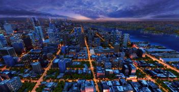 鑫苑·十大道 Tenth Avenue 纽约曼哈顿精装豪华公寓