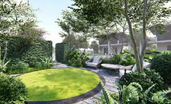 清迈Burasiri别墅 兰纳风格的田园风光独栋豪宅 外国人也可以持有的别墅