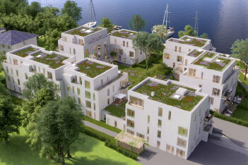 柏林湖畔水岸豪宅 Boat Haus
