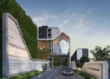 曼谷The Origin 素坤逸105 总价48万起,拥有泰国排名第一BPS国际学校的家