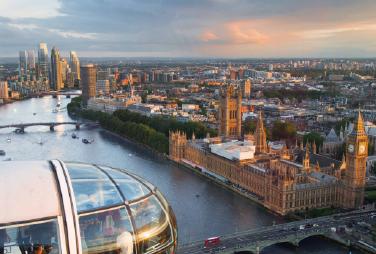 倫敦 ONE THAMES CITY 泰晤士河一號 倫敦一區絕版地段,泰晤士河景天際豪宅
